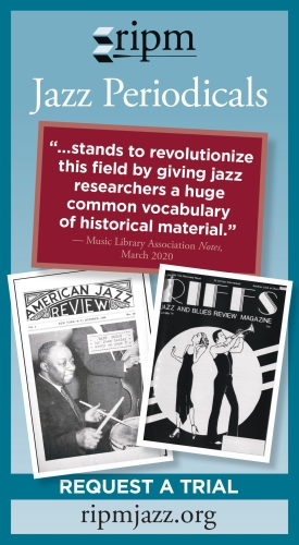 RIPM Jazz Periodicals
