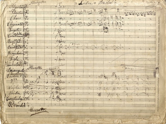 A manuscript from ERESBIL