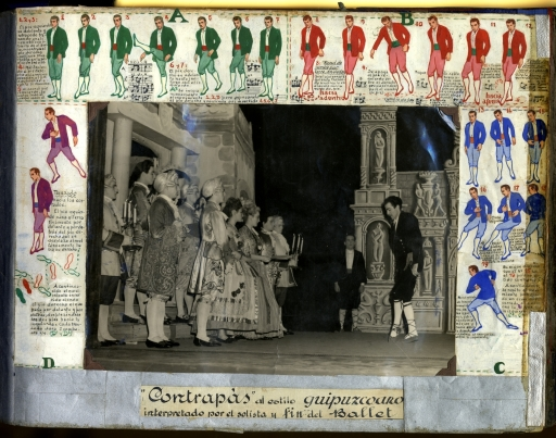Image of a stage scene