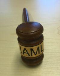 IAML gavel
