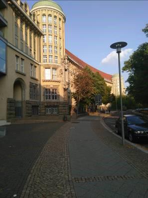 Deutsche Nationalbibliothek Leipzig, altes Gebäude