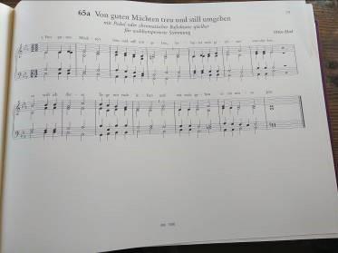 Choralbuch aus der St. Marienkirche