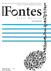 Cover of Fontes