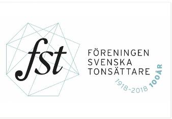 Logo of the Föreningen Svenska Tonsättare