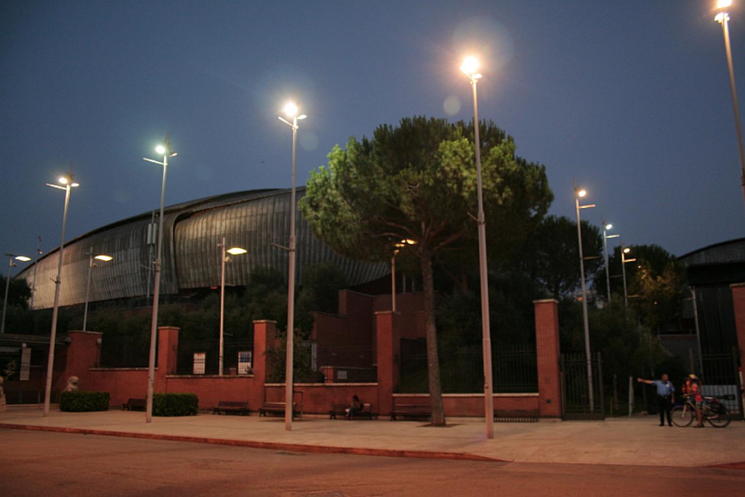 Gergely Auditorium in Rome