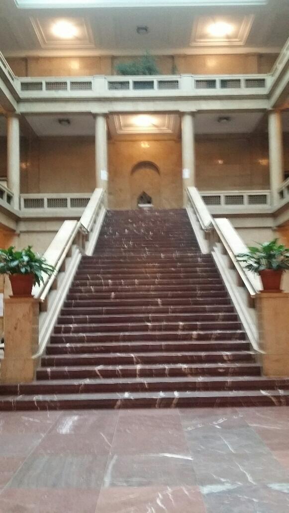 HMTM staircase