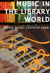 Music in Libraries logo