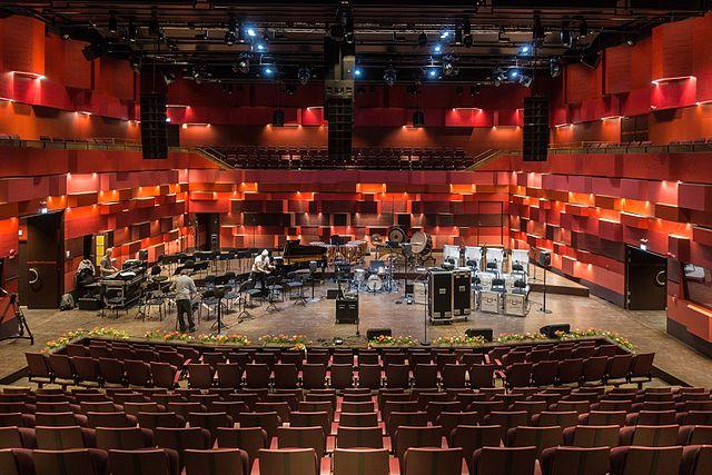 Kungliga Musikhögskolan, Kungasalen