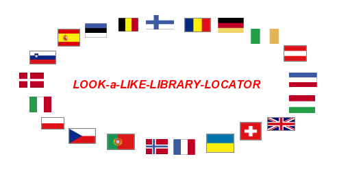 Look-a-like Library Locator