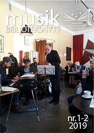 Musikbiblioteksnytt cover image