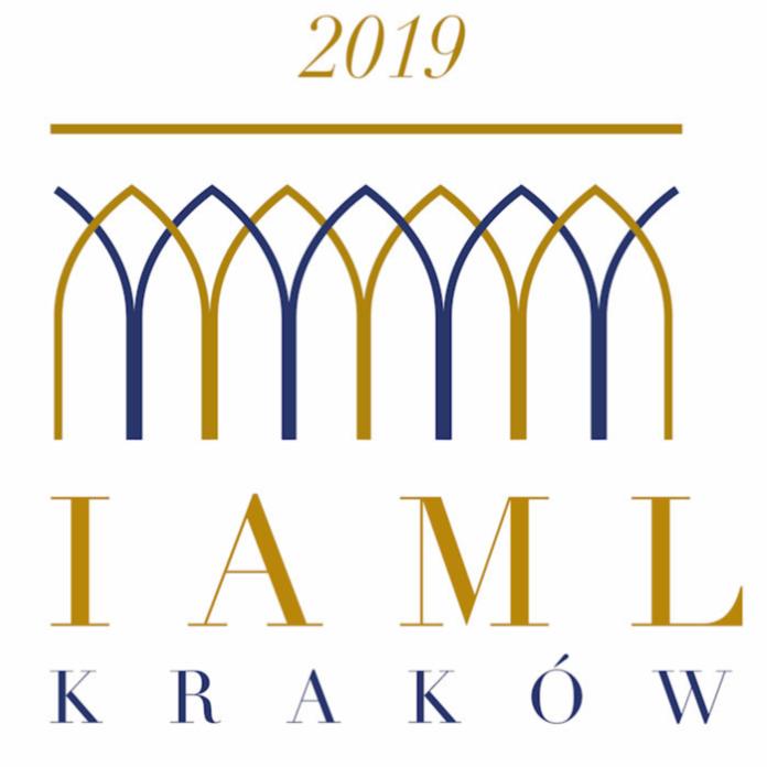 IAML 2019 Kraków logo