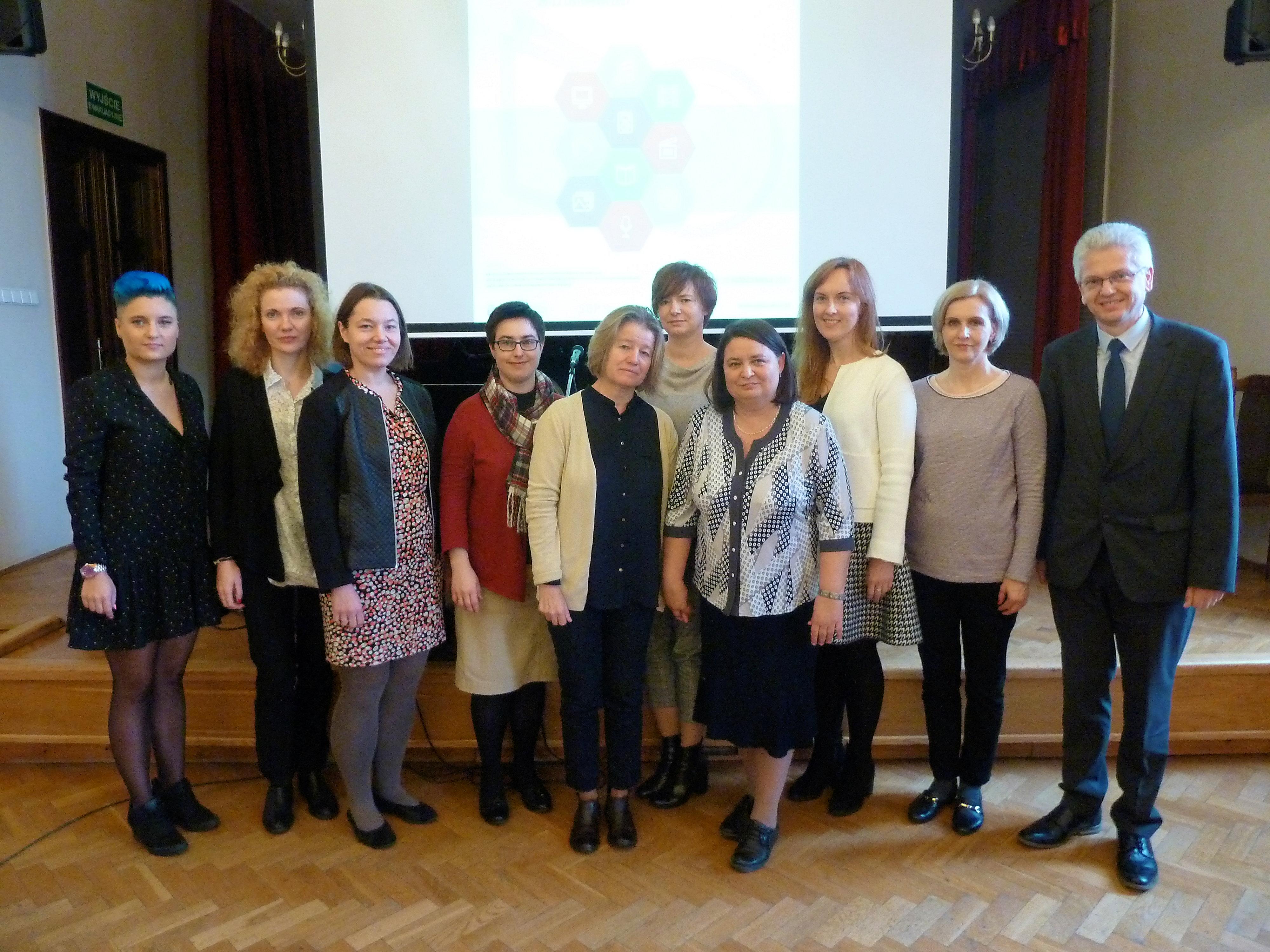 Members of IAML Poland November 2017