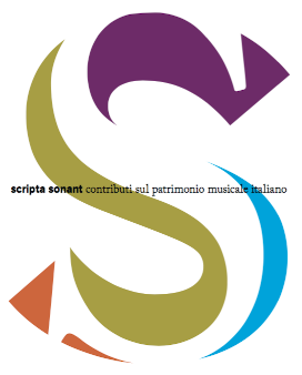 Cover to Scripta Sonant
