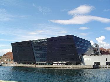 The Black Diamond, Copenhagen