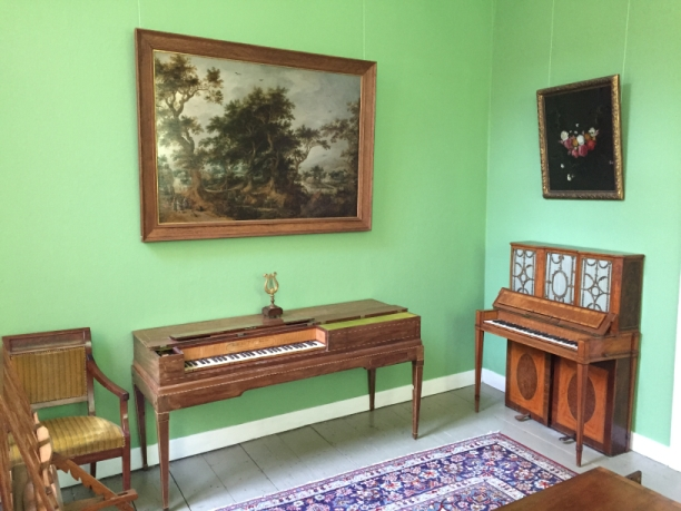 Room in the Geelvinck Music Museum