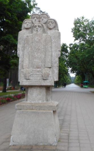 Riga's Mežaparks (Jennifer Ward)