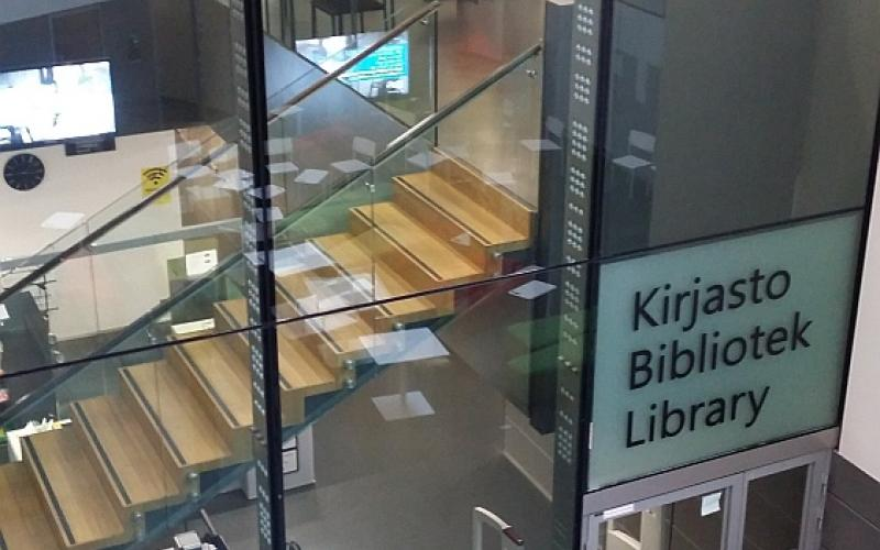 The Sibelius Academy Library