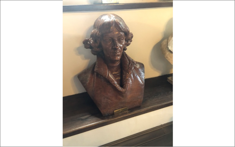 Bust of Copernicus