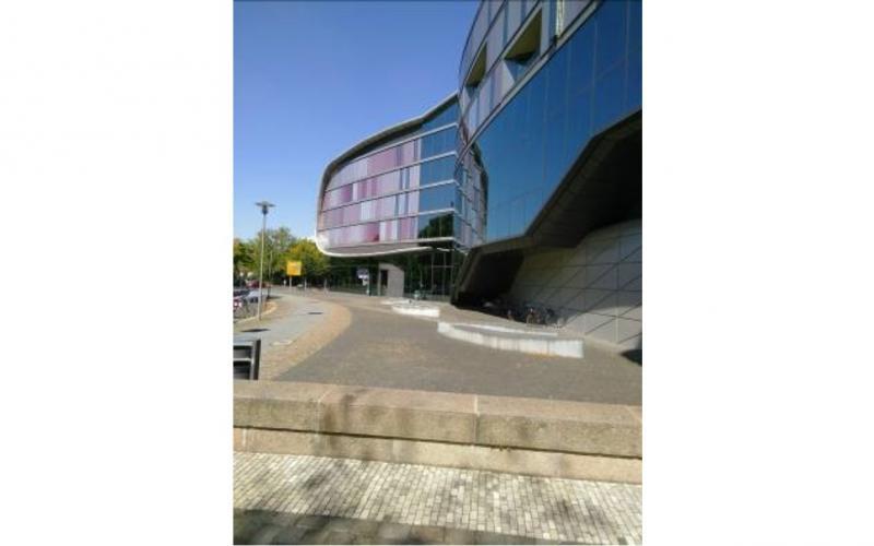 Deutsche Nationalbibliothek, neues Gebäude Musikarchiv