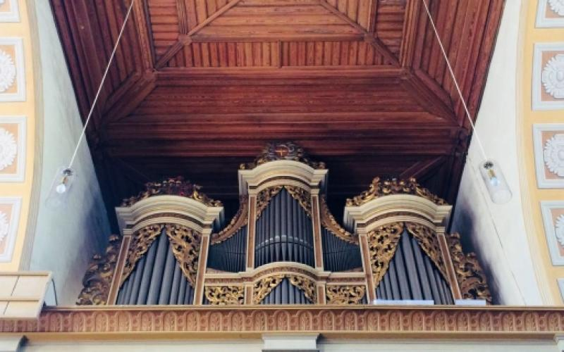 Georgenkirche in Rötha (Photo: J. Ward)