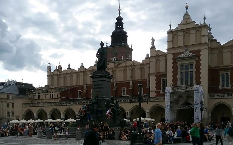 Kraków Old Town. © Caren Nichter