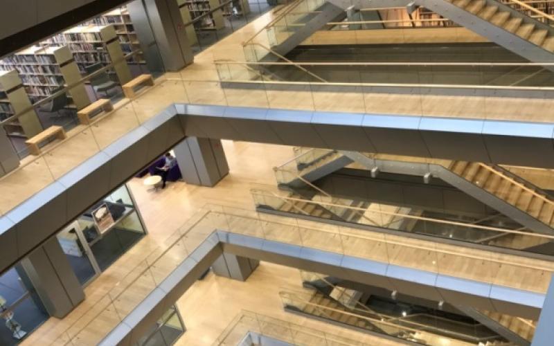 Riga. Nationalbiblioteket/National library