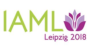 IAML Leipzig logo 2018