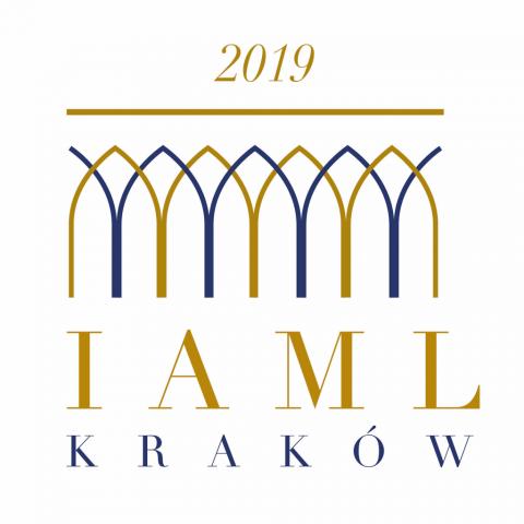 IAML Kraków 2019 logo