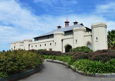 """Sydney Conservatorium of Music, Conservatorium Road, Sydney, New South Wales (2011-03-09)"" by OSX - Own work. Licensed under Public Domain via Wikimedia Commons - http://commons.wikimedia.org/wiki/File:Sydney_Conservatorium_of_Music,_Conservatorium_Road,"