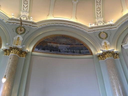 Im Lettischen Nationalen Kunstmuseum