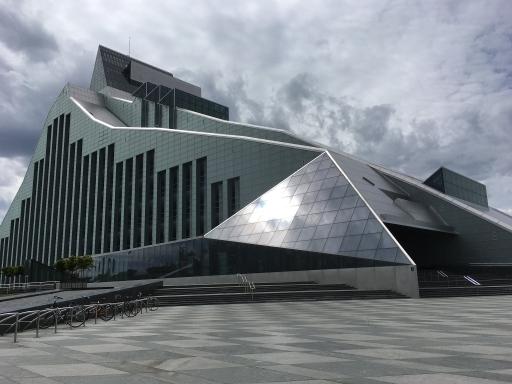 Lettische Nationalbibliothek